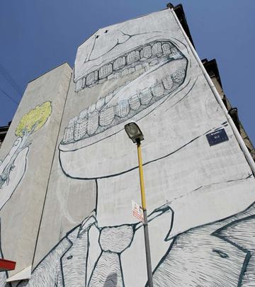 Beograd – Grad istorije, umetnosti i raskošnih murala