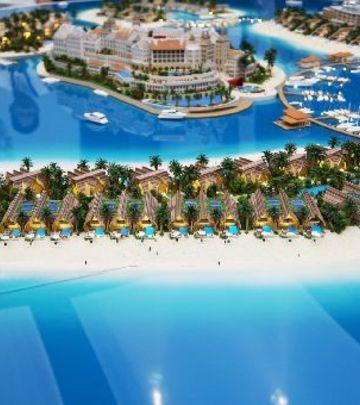 Raj za parove: Medeni mesec na privatnom ostrvu u Dubaiju