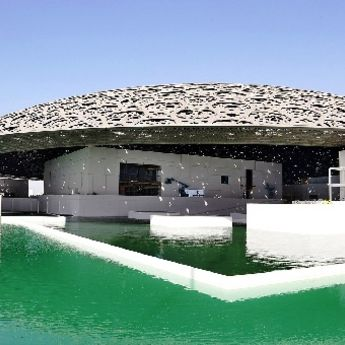 Abu Dabi: Grad-muzej na moru