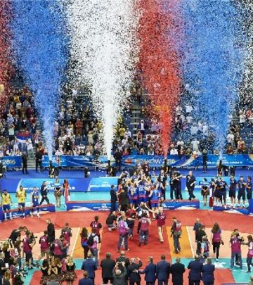 Bravo, momci: Srbija šampion Svetske lige u odbojci! (VIDEO)