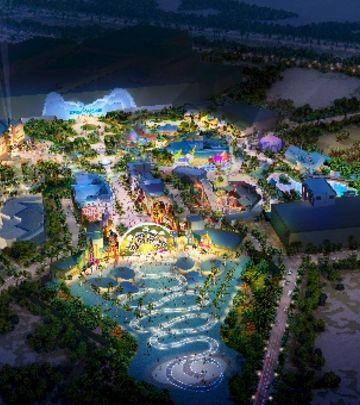 Spremite se za zabavu: Tematski park u srcu pustinje (VIDEO)