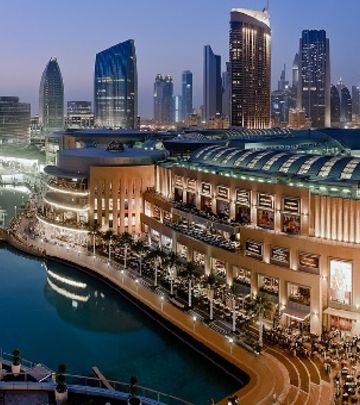 Top 5 razloga da posetite Dubai Mall (VIDEO)