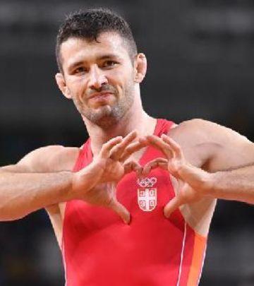 Bravo, Davore: Prvo zlato na Olimpijskim igrama za Srbiju!