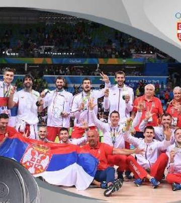 Olimpijske igre: Pljušte medalje za Srbiju! (FOTO)