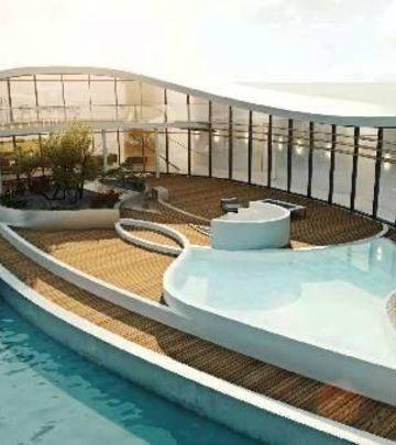 FOTO-PRIČA: Plutajuće rezidencije – nova atrakcija Dubaija