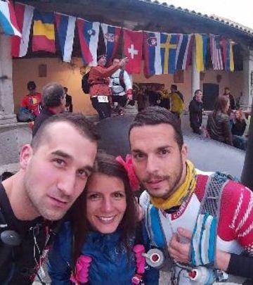 Srpski ultramaratonci na najtežoj trci u Evropi (FOTO)