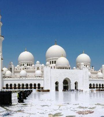Najveće i najlepše džamije na svetu (VIDEO)
