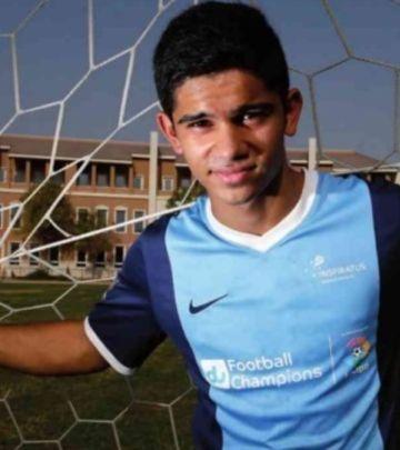 Luka Erić – veliki snovi mladog fudbalera