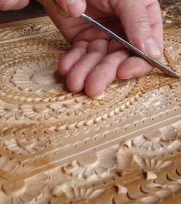 Samouki umetnik iz Nadalja: Rustika u duši lipe (FOTO)