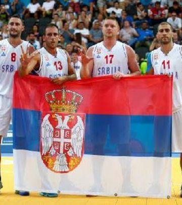Basketaši Srbije - najbolji na svetu! (VIDEO)