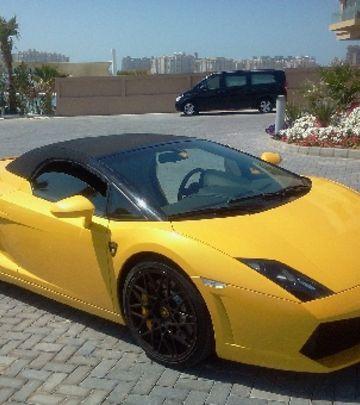 Uskoro u Dubaiju: Nov sistem iznajmljivanja automobila