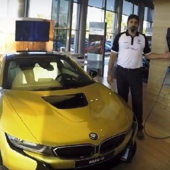 Moja priča: U carstvu luksuznih automobila u Dubaiju (VIDEO)