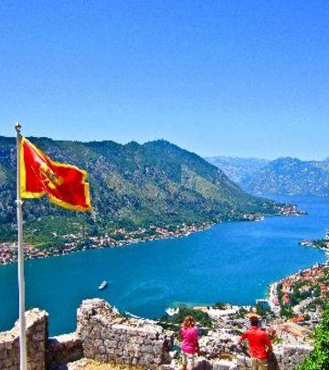 Video-razglednica Crne Gore: Savršena lepota suprotnosti