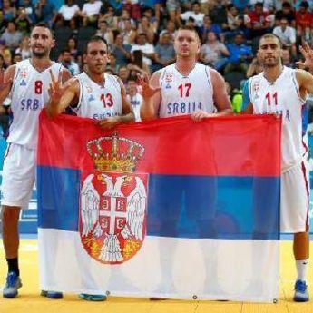 Srpski basketaši – favoriti u Abu Dabiju