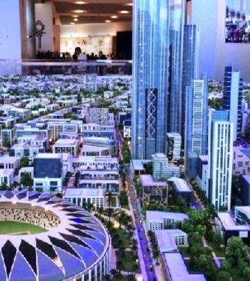Egipat dobija novu prestonicu vrednu 45 MILIJARDI dolara!