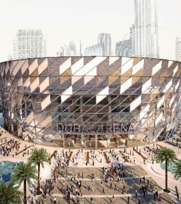 Mega građevine – Dubai Arena