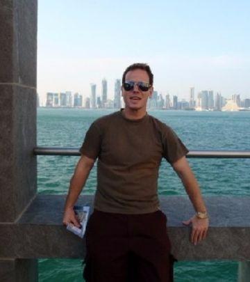 Marko Topić: Moj život u Kataru (FOTO)