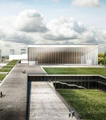FOTO-PRIČA: Nova zgrada Beogradske filharmonije