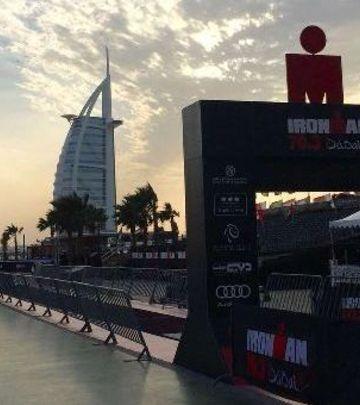 Pratite UŽIVO na Našem Birou Ironman 70.3 u Dubaiju!