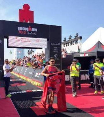 Ironman 70.3: Pobednik Gomez, Kovačič u top 10! (FOTO)