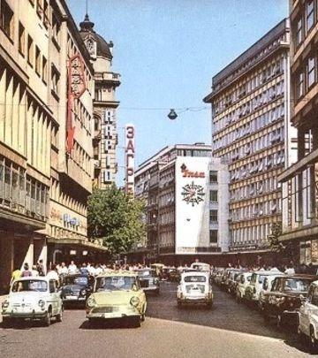 Vremeplov: Čudesni Beograd iz prošlog veka (VIDEO)