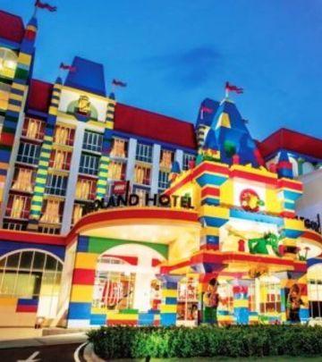 Prvi Legoland hotel na Bliskom Istoku