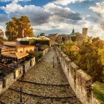 Beograd kao iz bajke