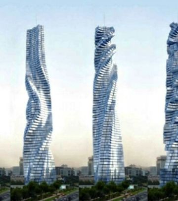 Dynamic Tower u Dubaiju – revolucija u arhitekturi (VIDEO)
