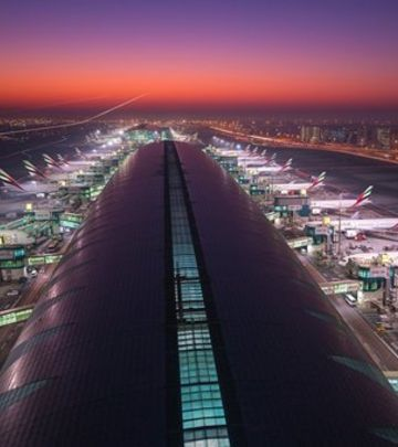 Dubai International Airport – nekad i sad (VIDEO)
