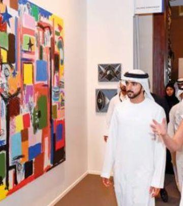 Otvorena najveća umetnička izložba na Bliskom Istoku (FOTO)