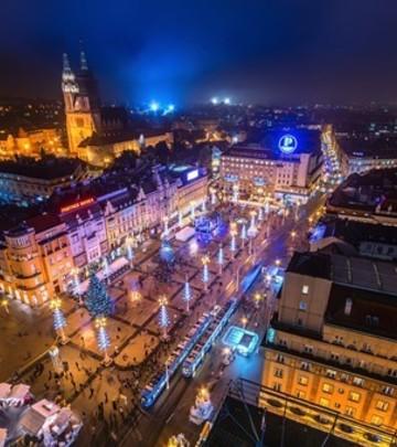 VIDEO DANA: Zagreb kakav niste doživjeli