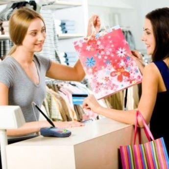 Oglas: Potrebna prodavačica u butiku