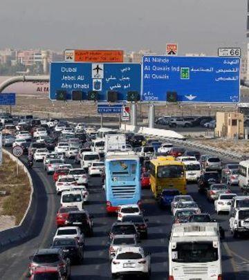 Veće kazne za saobraćajne prekršaje u Dubaiju