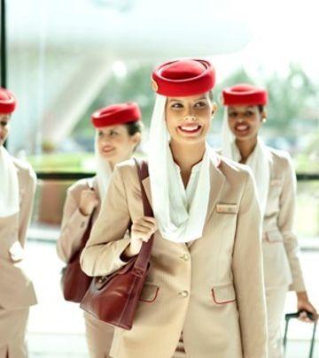 Koliko zarađuju stjuardese u Emiratima?