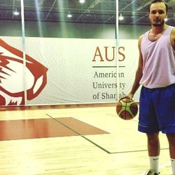 PRIČA NEDELJE: Košarkaš iz Zemuna na studijama u Šarži
