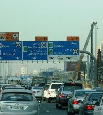 Dubai: Popust na saobraćajne kazne