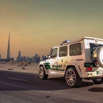Oglas: Nova radna mesta u policiji Dubaija