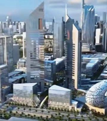 Novi neboderi: Impresivna panorama grada rekorda (VIDEO)