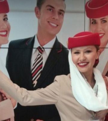 Priča stjuardese iz Bosne: Zlatni poziv mijenja život (FOTO)