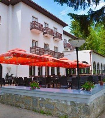 Vlasinsko jezero: Hotel postaje Titova rezidencija