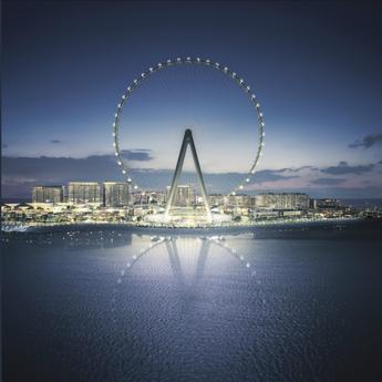 Dubai vrteška: Najlepši pogled na grad (FOTO+VIDEO)