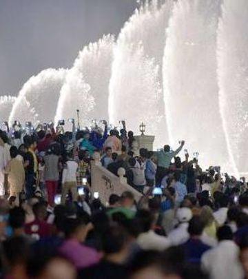 Proslava Eida: Vatromet za pamćenje