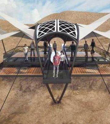Novi rekord u Emiratima: Najduži zip-lajn na svetu! (VIDEO)