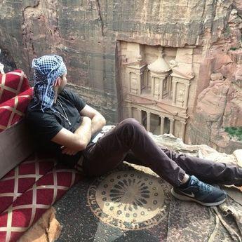 Kraljevina Jordan: Susret sa večnošću