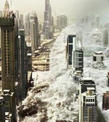 Filmska priča: Katastrofa epskih razmera u Emiratima (VIDEO)