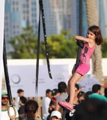 FOTO-PRIČA: Dubai fitnes izazov prihvaćen!