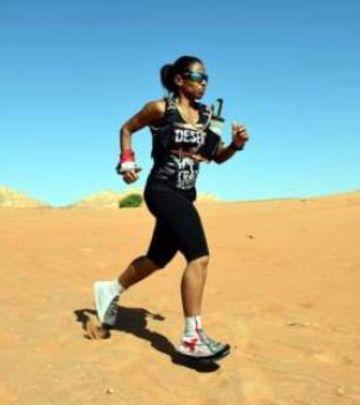 FOTO-PRIČA: Nekad debeljuca, danas ultramaratonka u pustinji