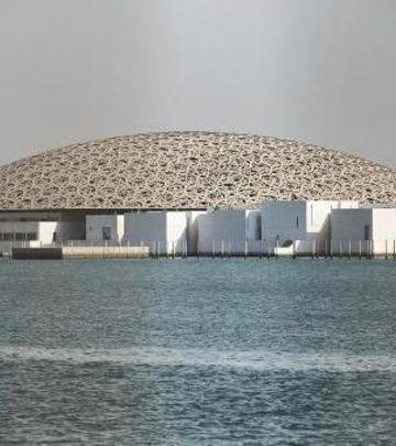 FOTO-PRIČA: Top 10 zanimljivosti o muzeju Luvr Abu Dabi