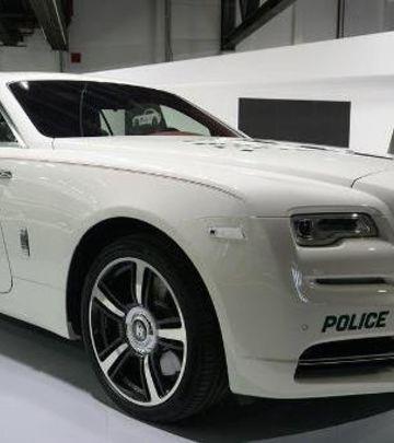 Impresivno: Novi lepotani na četiri točka u Dubai policiji