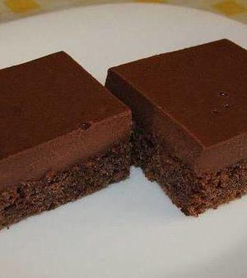 Slatke i sočne: Čokoladne kocke